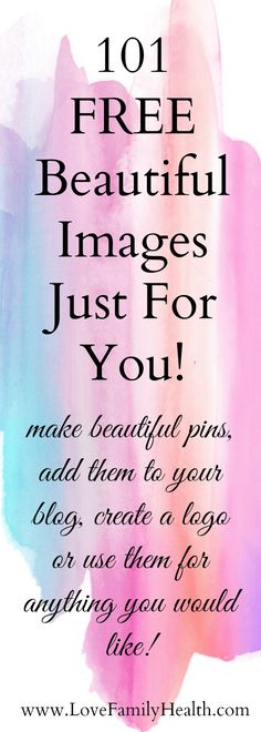 Now is the time to master Pinterest and increase your site's traffic! Why? Because you will also get 101 of these beautiful images for FREE!