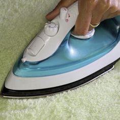 Carpet seams