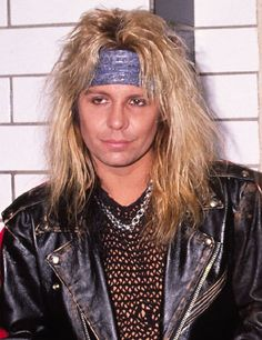 Vince Neil Car Crash | Years Ago: Motley Crue singer Vince Neil is involved in a car accident ...