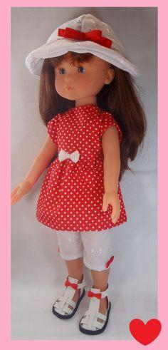Vêtements Pour Poupée Corolle LES Chéries Fait Main | eBay