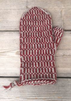 Mittens Pattern, Knit Mittens, Knitted Gloves, Knitting Needles, Knitting Yarn, Knitting Patterns Free, Free Knitting, Crochet Hooks, Knit Crochet