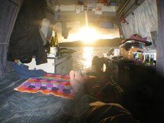 Hiace Hobo - Living in a Toyota Camper Van: May 2013
