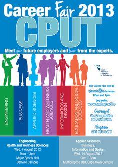 Career Fair Flyer | Career Center Ideas | Pinterest | Career, Fall ...
