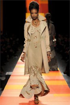 Jean Paul Gaultier - Haute Couture Spring Summer 2013 - Shows - Vogue.it