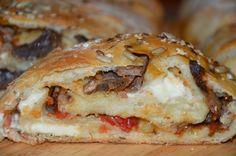 Sweet Chocolate Heaven: Навита пица
