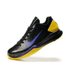 Elite Nike Hyperdunk 2010 X Low Men's Basketball Shoes - Black/Yellow For $66.00 Go To: http://www.cheapkobeshoesmart.com