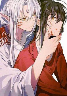 Sesshoumaru & InuYasha