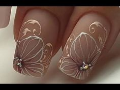 High Waisted Leggings for Women - Soft Athletic Tummy Control Pants for Running Cycling Yoga Workout - Reg & Plus Size - Идеи за Маникюри : 18 New Nail Art Tutorials 2019 Winter Nail Art, Winter Nails, Summer Nails, New Nail Art, Cool Nail Art, Diy Ongles, Nagellack Design, Best Nail Art Designs, Nagel Gel
