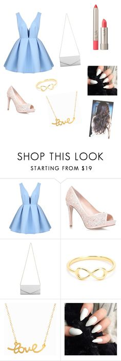 """Date night / fancy diner party or afternoon tea outfit ☕️"" by hollsxox13 ❤ liked on Polyvore featuring Akira, Minnie Grace, Ilia, women's clothing, women, female, woman, misses and juniors"
