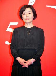 小林聡美/『紙の月』完成報告会見