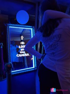 « THE BEST of the best » for your upcoming event is the Magic Mirror Photobooth !!!