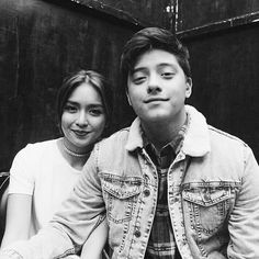 """""""Undeniable. Unbeatable, Unstoppable chemistry between Dj and Kath. #kathniel """""""