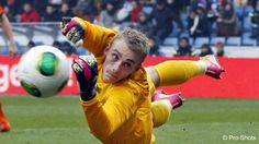 Jasper Cillissen, Netherlands (#NEC, #Ajax, #Netherlands) #greatsave #soccer #goalkeeper #goalkeepingismylife Photo by Pro Shots