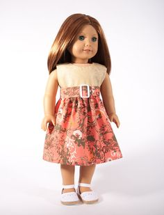 American Girl doll clothes 18 inch doll clothing by PattiKuz
