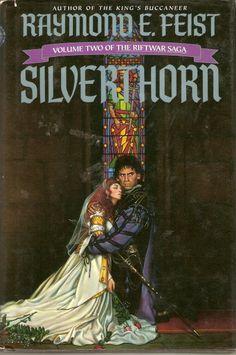 DON MAITZ - Silverthorn by Raymond E. Feist - 1992 Doubleday Foundation