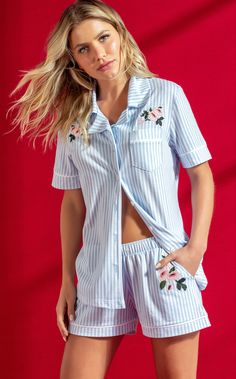 Matching Couple Pajamas, Matching Couple Outfits, Matching Couples, Cute Sleepwear, Sleepwear Women, Pop Punk Fashion, Lingerie Outfits, Cute Comfy Outfits, Cardigan