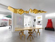 Golden Ribbon - Products - Ingo Maurer GmbH