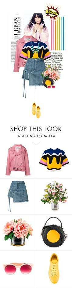 """""""[444] - In the Mix"""" by ginevra-18 ❤ liked on Polyvore featuring Marques'Almeida, Emilio Pucci, Sandy Liang, Nearly Natural, Versus, Pared, Jil Sander, Mixit, polyvoreeditorial and ginevra18"""