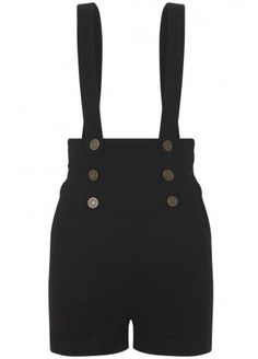 Collectif Clothing Franky Shorts, £39.99 If I was 18...