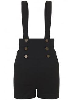 Collectif Franky Shorts | Attitude Clothing