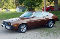 Clean Survivor: 1980 Ford Pinto - http://barnfinds.com/clean-survivor-1980-ford-pinto/