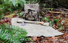 PNWBushcraft Waxed Canvas Ground Cloth, Hammock Chair, Bushcraft, Outdoor Gear, Camping by PNWBushcraft on Etsy https://www.etsy.com/listing/266741927/pnwbushcraft-waxed-canvas-ground-cloth
