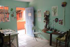 Volunteer accommodation in Brazil