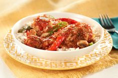 Slow-Cooker Chicken Cacciatore Recipe - Kraft Recipes