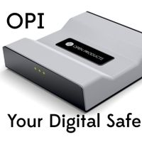 OPI - Reclaim Your Digital Life OPI is a tiny box designed to keep your private information private. OPI is Your Digital Safe - All information encrypted and located where You want it. At home