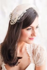 Wedding veil not your style? Read our blog for many other beautiful options!