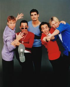Backstreet boys another picture that I very much remember having on my wall too!