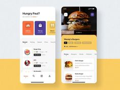 Nibble iOS UI Kit - Expolore the best and the special ideas about Mobile design Dashboard Design, App Ui Design, Mobile App Design, Mobile Ui, Web And App Design, Interaktives Design, Android App Design, Mobile Application Design, Design Food