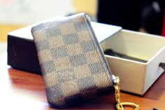 Available @ TrendTrunk.com Louis Vuitton Change Purse. By Louis Vuitton. Only $133.00!