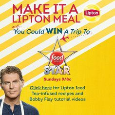 🍴 Enter for a chance to win a unique @FoodNetwork Star experience with @BobbyFlay in NYC!  #weddingseason #blog #DapperInLove #blogger #sweepstakes #giveaway #vacation #foodcation #foodnetwork #foodnetworkstar #BobbyFlay #Lipton #LiptonMeal #foodie #foodlovers #NewYork #NYC #couplegoals #wanderlust #win #relationshipgoals #IDo #bridetobe #groom #bae #cooking #food