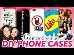 DIY Gilmore Girls Phone Cases | Karen Kavett