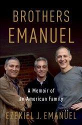 Sassy Peach, Book Blogger: Brothers Emanuel: A Memoir of an American Family