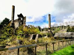 Old Cement Works, Warkworth, New Zealand