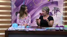 Mulher.com 23/02/2015 Vitória Quintal - Gola dinda Parte 2/2