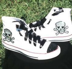 b47115894e2f38 Converse Chuck Taylor® All Star® Sailor Jerry Hi. Danielle Brown · chucks ·  Check out this item in my Etsy shop https   www.etsy.