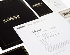 "Check out new work on my @Behance portfolio: ""The Barberoy "" http://on.be.net/1H6NuCe"