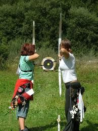 Archery: Sportsman challenge All team member compete for top score within 60 seconds Archery Aesthetic, Archery Girl, Archery Equipment, Longbow, All Team, Bow Arrows, Guns And Ammo, New Hobbies, Love And Light