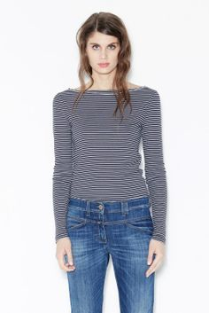 Stripes from Closed