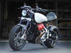 Supercharged Motus MSTR Hot Rod | WILD FILE | Motorcyclist