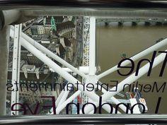 London Eye....