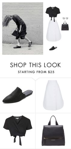 """Winter Blues"" by l-jane ❤ liked on Polyvore featuring Jenni Kayne, Topshop, Givenchy and Christian Dior"