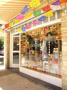 Retail hiper-especializado. Les Croquants   Buenos Aires // 2012