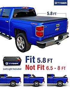 2004 2005 2006 GMC Sierra 1500 Ext Cab 6.5ft Bed Waterproof Truck Cover