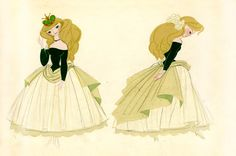 Mary Blair costume designs