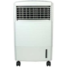 #manythings This #Evaporative Air Cooler, Humidifier, and Fan is versatile, lightweight and economical. The Cooler easily rolls from room to room for use anywher...