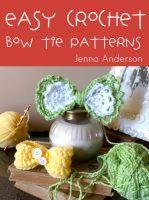 Easy Crochet Bow Tie Patterns